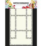 Dutch Doobadoo - Card Art  - Trifold_