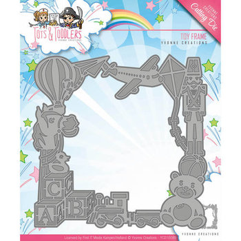 Tots and Toddlers - Die - Toy Frame