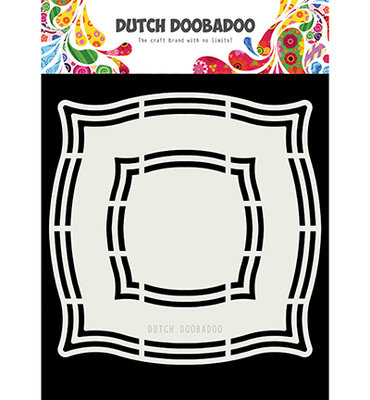 Dutch Doobadoo - Dutch Shape Art -Frame Elton 470.173.181