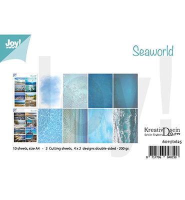 Joy! papierset -Bille - Design Seaworld  6011/0625