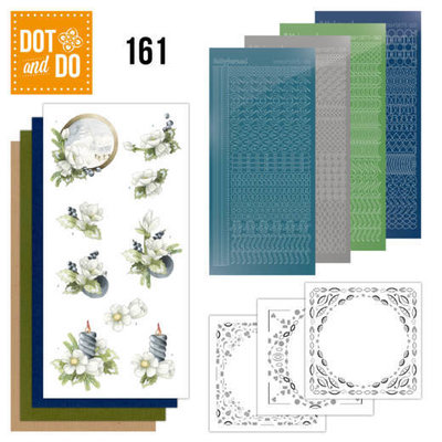 DODO161 Dot and Do 161 Amaryllis and Blueberries