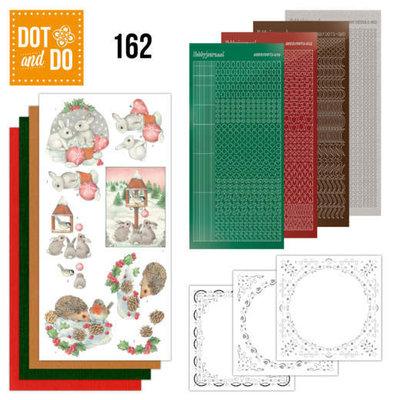 DODO162 Dot and Do 162 Hedgehog and Rabbits