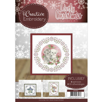 CB10005 Creative Embroidery 5 - Jeanine's Art - Lovely Christmas