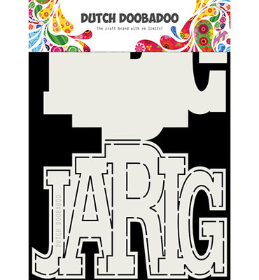 DDBD Card Art Jarig A5 470.713.731