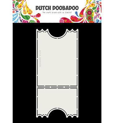 DDBD Card Art Ticketstub A5 470.713.732