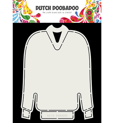 DDBD Card Art Christmas sweater A5 470.713.736
