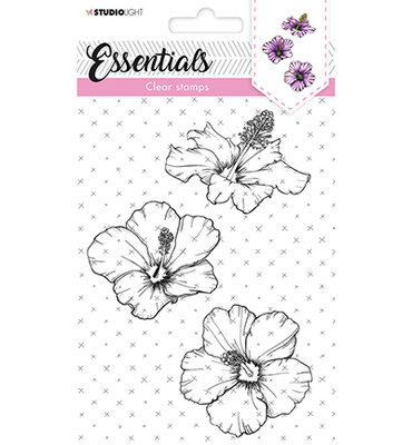Studio Light Clear Stempel, A6, STAMPSL381 - Stamp Essentials Nr. 381