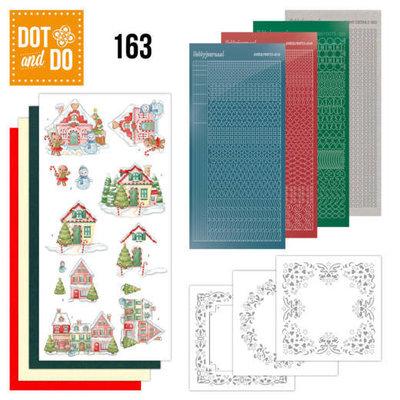 DODO163 Dot & Do 163 Sweet Houses