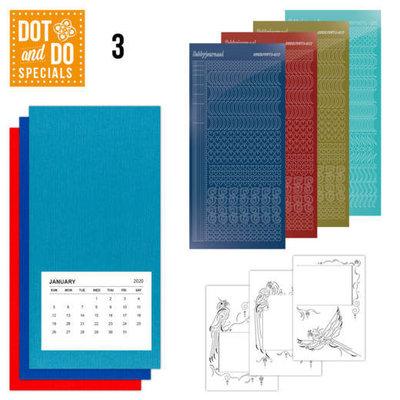 DODOSP003 Dot and Do Special papegaai 1