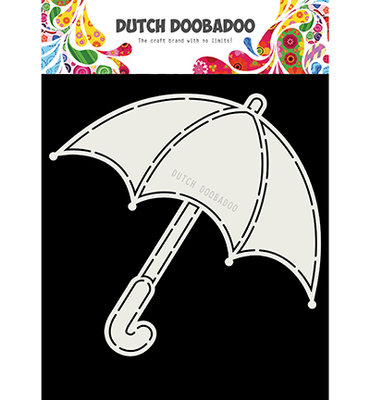 DDBD Card Art  Umbrella A5 470.713.742