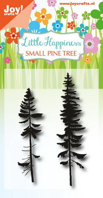 Joy! stempel LH Small pine tree  6410/0489