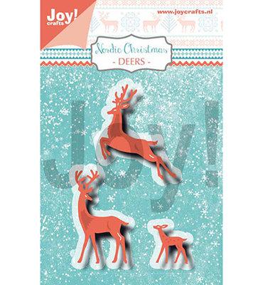 Joy! stencil- Noor - Herten6002/1334