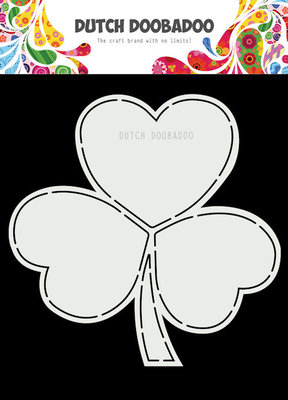 Dutch Doobadoo - Dutch Shape Art -A5 Clover 470.173.746