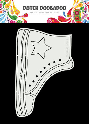 DDBD Card Art -Swing  A5 Canvas shoe - A4 470.713.750