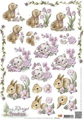 Amy Design, dieren cd10250
