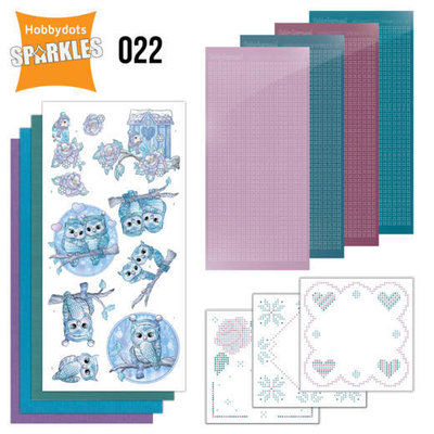 SPDO022 Sparkles Set 22 - Sparkling Winter