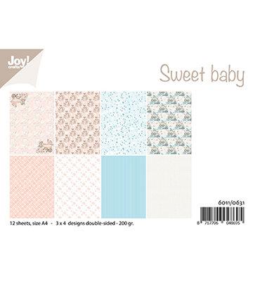 Joy! papierset -Noor Design - Design Sweet baby 6011/0631