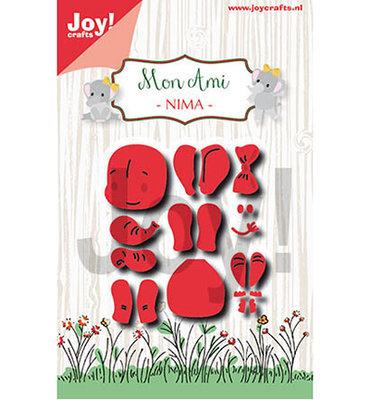 Joy! stencil- Mon Ami - olifant Nima - 6002/1425