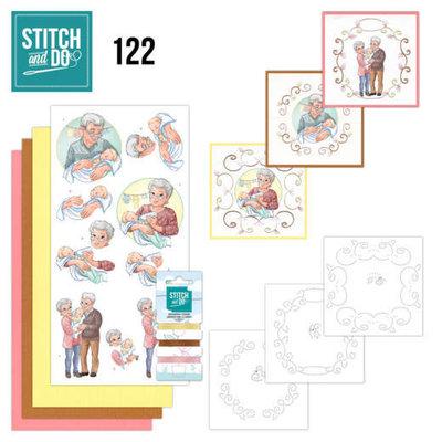 Stitch and Do 122 Grandparents