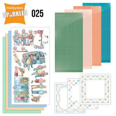 SPDO025 Sparkles Set 25 - Active Life