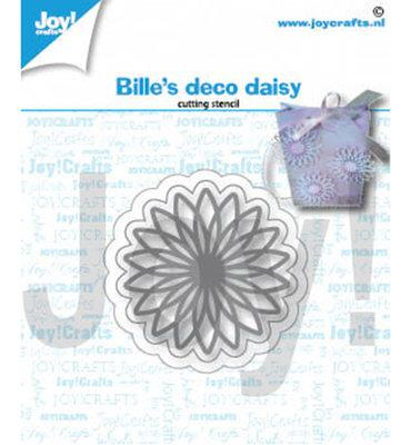 Joy! stencil- Bille Deco Daisy- 6002/1400