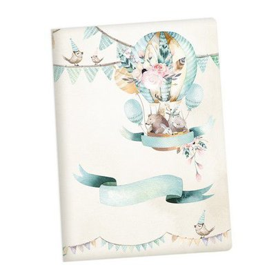 Piatek13 - Art journal Cute & Co. P13-230 A5