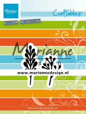 Marianne desgn - CR1495 - Craftables stencil - Sprigs