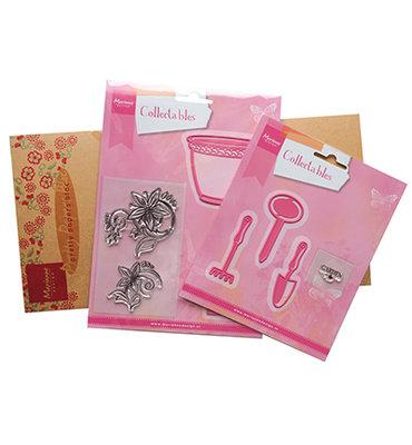 Marianne pakket - PA4103 - Product Assorti - Kraft Garden