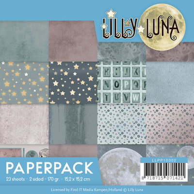 LLPP10002 Paperpack - Lilly Luna