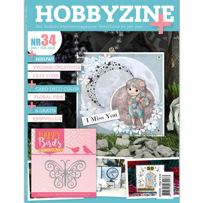 HZ02001 Hobbyzine Plus 34