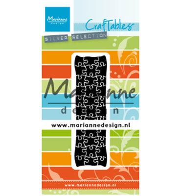 Marianne desgn - CR1492 - Craftables stencil -Punch die puzzle
