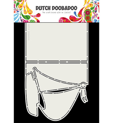 DDBD Card Art - A4 Zeilboot 470.713.764