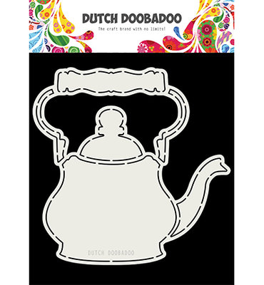 DDBD Card Art - A4 Theepot  470.713.763