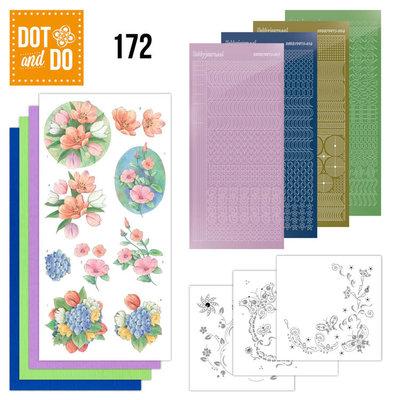 DODO172 Dot and Do 172 -AquarelTulpen en meer