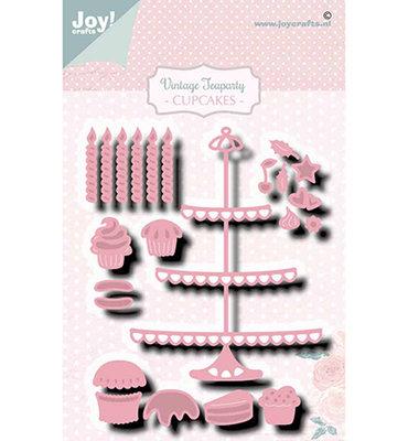 Joy! stencil- Teaparty Etagere - 6002/1469