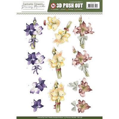 SB10158 Pushout - Precious Marieke - Fantastic Flowers