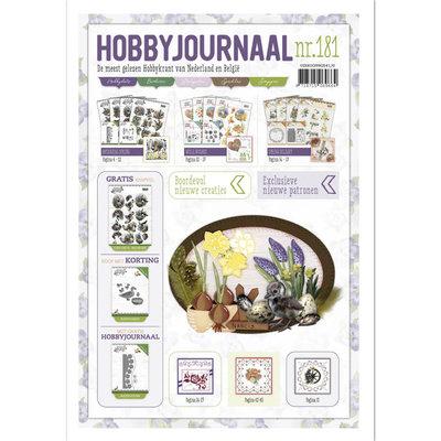 HJ181 Hobbyjournaal 181