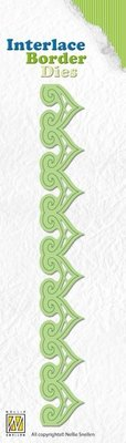 Nellies Interlace border  Ornament