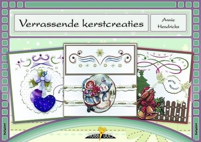 Hobbydols, Verrassende kerstdecoraties 132