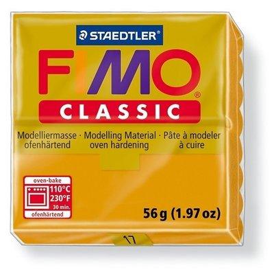 Fimo classic boetseerklei 56 g oker