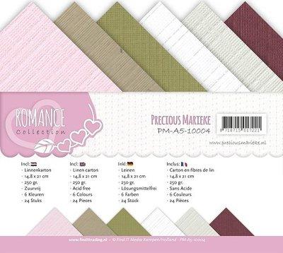 Precious marieke , Romance Linnenpaket A5