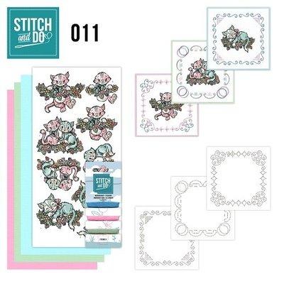 Stitch & do, Katjes
