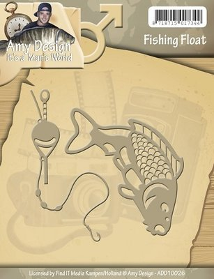 It's a mans world - Fishing Float ADD10026
