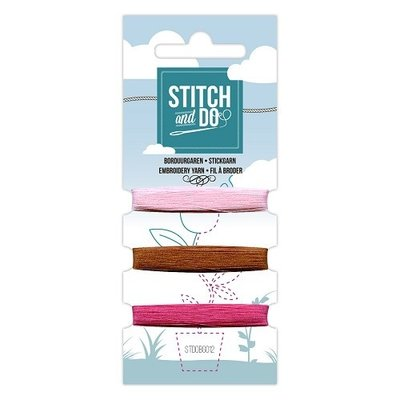 Stitch en do STDBG 012