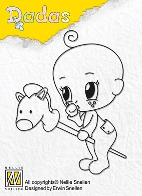 Dadas - Horse DADA004