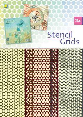 JeJe, Stencil grid