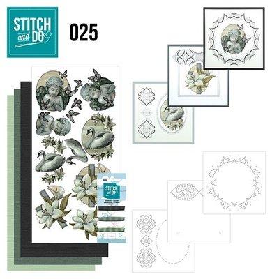 Stitch & do - 25 Condoleance