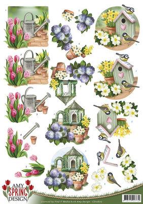 Spring - Garden cd10607