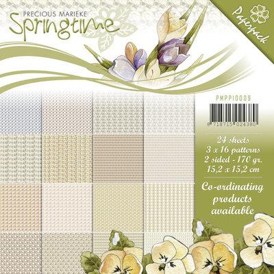 Precious marieke - Springtime,  Paperpack