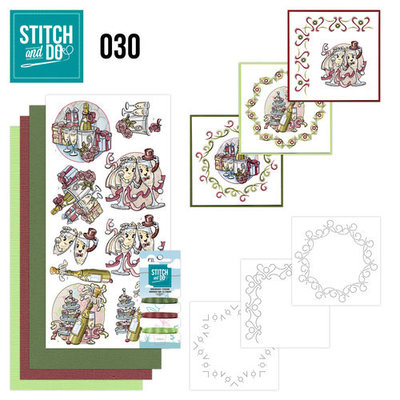 Stitch & do - 30 Celebration